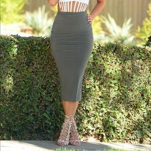 Fashion Nova Across the Universe skirt